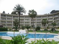 Квартира с 2 спальнями с видом на море в Майами-Плайя