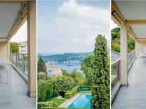 Просторные апартаменты в Вильфранш-сюр-Мер