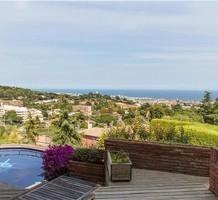 Вилла с видом на море в Cabrera de Mar, продажа. №37358. ЭстейтСервис.