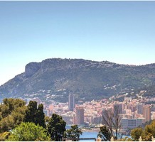Большой пентхаус с видом на море и Монако, продажа. №36905. ЭстейтСервис.