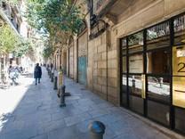 Нетипичный двухуровнывый лофт в Барселоне