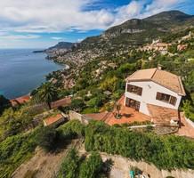 Вилла с уникальным 180°-м видом на море и Монако, продажа. №40008. ЭстейтСервис.