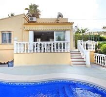 Вилла с бассейном возле моря в районе La Caleta, продажа. №33414. ЭстейтСервис.