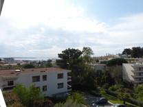 Большая квартира с видом на море в Каннах