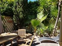 Уютная квартира с садиком на Saint Jean Cap Ferrat