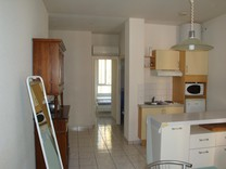Двухкомнатные апартаменты в центре Ниццы