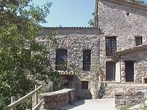 Отреставрированная мельница в зоне Parc Natural de la Garrotxa