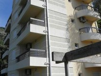 Апартаменты с видом на море в Петроваце