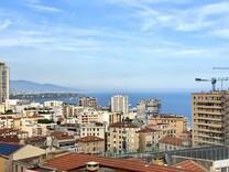 Пентхаус в нескольких минутах ходьбы от Монако