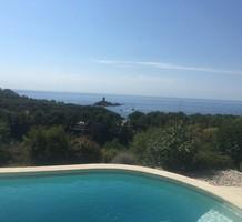 Пятикомнатная вилла с морской панорамой в Аге, продажа. №39960. ЭстейтСервис.