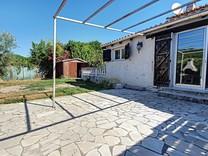 Небольшой трёхкомнатный домик в Антибах