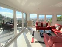 Квартира с захватывающим 360° видом в Каннах