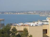 Трёхкомнатная квартира с видом в Salou