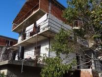Строящийся дом в Игало