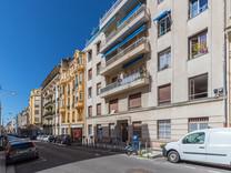 Квартира с двумя балконами в районе Музыкантов