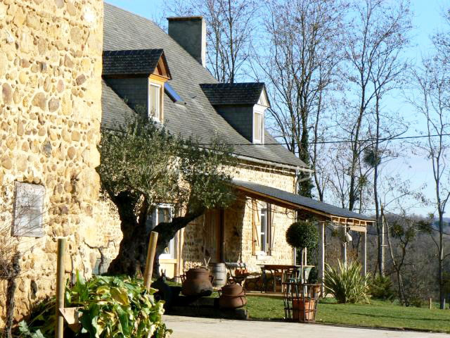 имения во франции