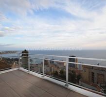 Стильный дуплекс с видом на море и Монако, продажа. №38852. ЭстейтСервис.