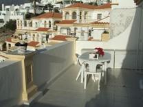 Апартаменты с 1 спальней с видом на море в Costa Adeje, район Torviscas Alto