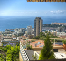 Дуплекс с панорамным видом на море в Босолей, продажа. №39141. ЭстейтСервис.