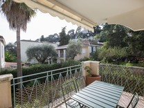 Двухкомнатная квартира с гаражом на Cap Ferrat