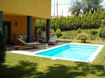 Вилла с бассейном в Santa Coloma de Farners