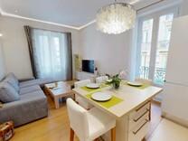 Трёхкомнатная квартира в районе Rue Chauvain