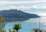 Современная вилла с панорамой на Villefranche и Cap Ferrat