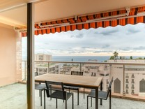 Солидная квартира возле границы с Монако