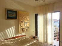 Двухспальная квартира с видом на море в Becici