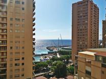 Студия с видом на море в центре Монако