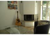 Очаровательная небольшая квартира-дом с участком в Опио