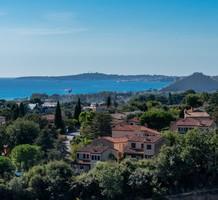 Атмосферный дом с видом на море в Кань-сюр-Мер, продажа. №39080. ЭстейтСервис.