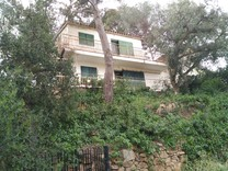 Дом с приятным видом на море в Йорет Де Мар