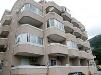 3х комнатная квартира с видом на море в Будве
