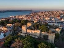 Атмосферное имение в исторической части Лиссабона