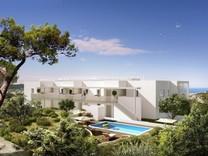 Новые апартаменты с панорамным видом в Ницце