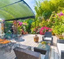 Апартаменты с отдельным входом и пышным садом, продажа. №35369. ЭстейтСервис.