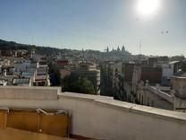 Пентхаус с открытым видом по улице Carrer de Blai