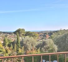 Дом с бассейном и панорамным видом в Биоте, продажа. №40339. ЭстейтСервис.