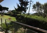 Отремонтированная квартира с видом на море в С'Агаро