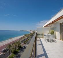Большой пентхаус на Promenade des Anglais, продажа. №37306. ЭстейтСервис.