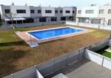 Таунхаус с тремя спальнями в новом комплексе в Mont-Roig Bahia