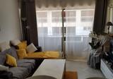 Удобная квартира в двух минутах от port Canto и пляжа
