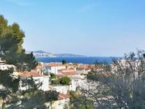 Ухоженная квартира с видом на море в Ницце