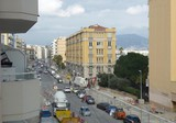 Апартаменты напротив пляжа в Ницце