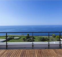 Трехкомнатный пентхаус с прямым видом на Cap de Nice, продажа. №36626. ЭстейтСервис.