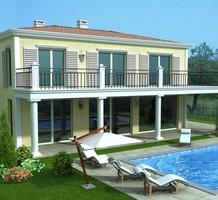 Дом рядом с поселком Черноморец, продажа. №11525. ЭстейтСервис.