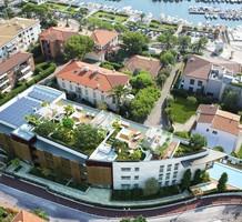 Новые квартиры возле моря и порта на Cap-Ferrat, продажа. №35823. ЭстейтСервис.
