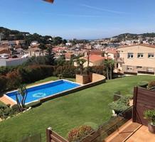 Таунхаус с панорамным видом в Sant Feliu de Guixols, продажа. №38218. ЭстейтСервис.