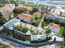 Новые квартиры возле моря и порта на Cap-Ferrat